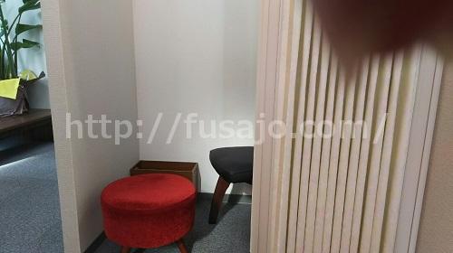 AGAルネッサンスクリニックのカウンセリング室