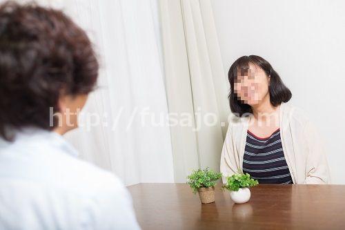 薄毛治療を受けた女性